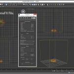 3ds Max FumeFX Render Flickering issue