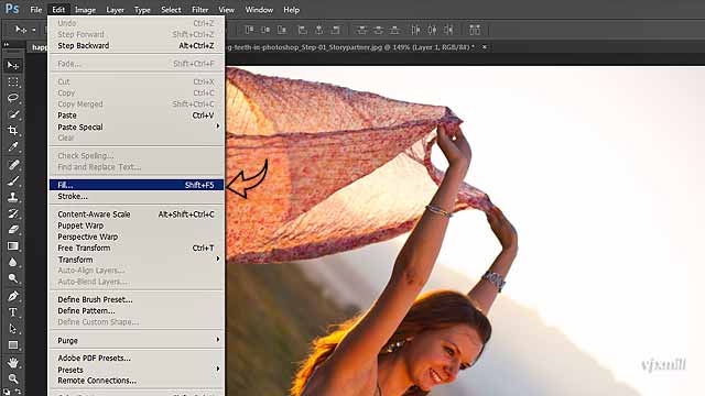 How to create and use lens flare in photoshop, Photoshop Tutorial, Learn Photoshop, How-to-create-lens-flare-in-Adobe-Photoshop_step_6