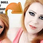 Porcelain Doll Effect in Photoshop