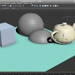 Rendering Ambient Occlusion with Scanline Renderer in 3DS Max