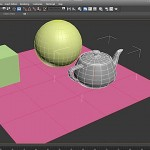 3ds Max Ambient Occlusion Pass with mental Ray