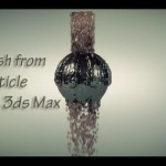 BlobMesh from a particle system in 3ds Max