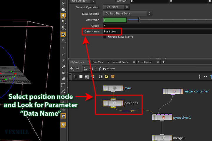 How To Rotate Fluid Container in Houdini - vfxmill