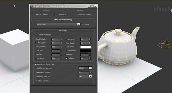 Rendering-Ambient-Occlusion-with-Scanline-Renderer-in-3DS-Max-step008