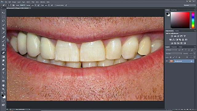 How to Whiten Teeth on Adobe Photoshop